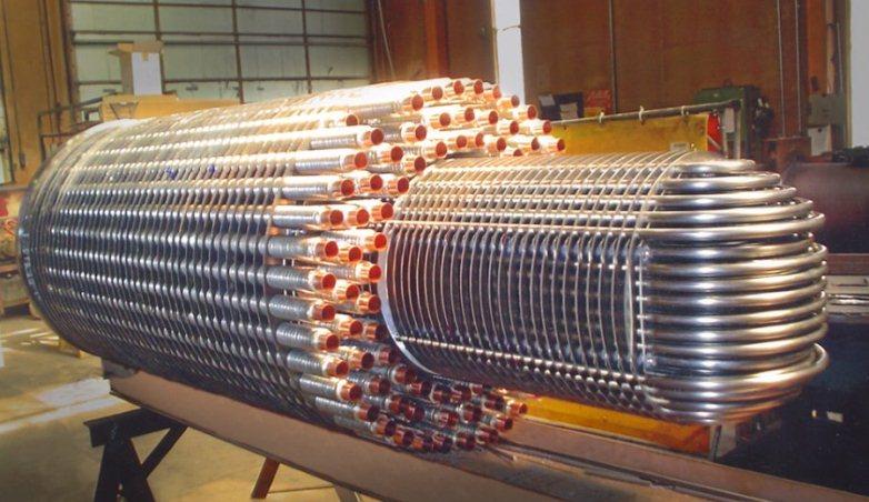 Теплообменник нержавеющая сталь гост фторопластовый теплообменник